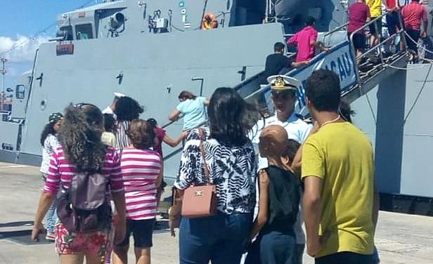 navio patrulhae
