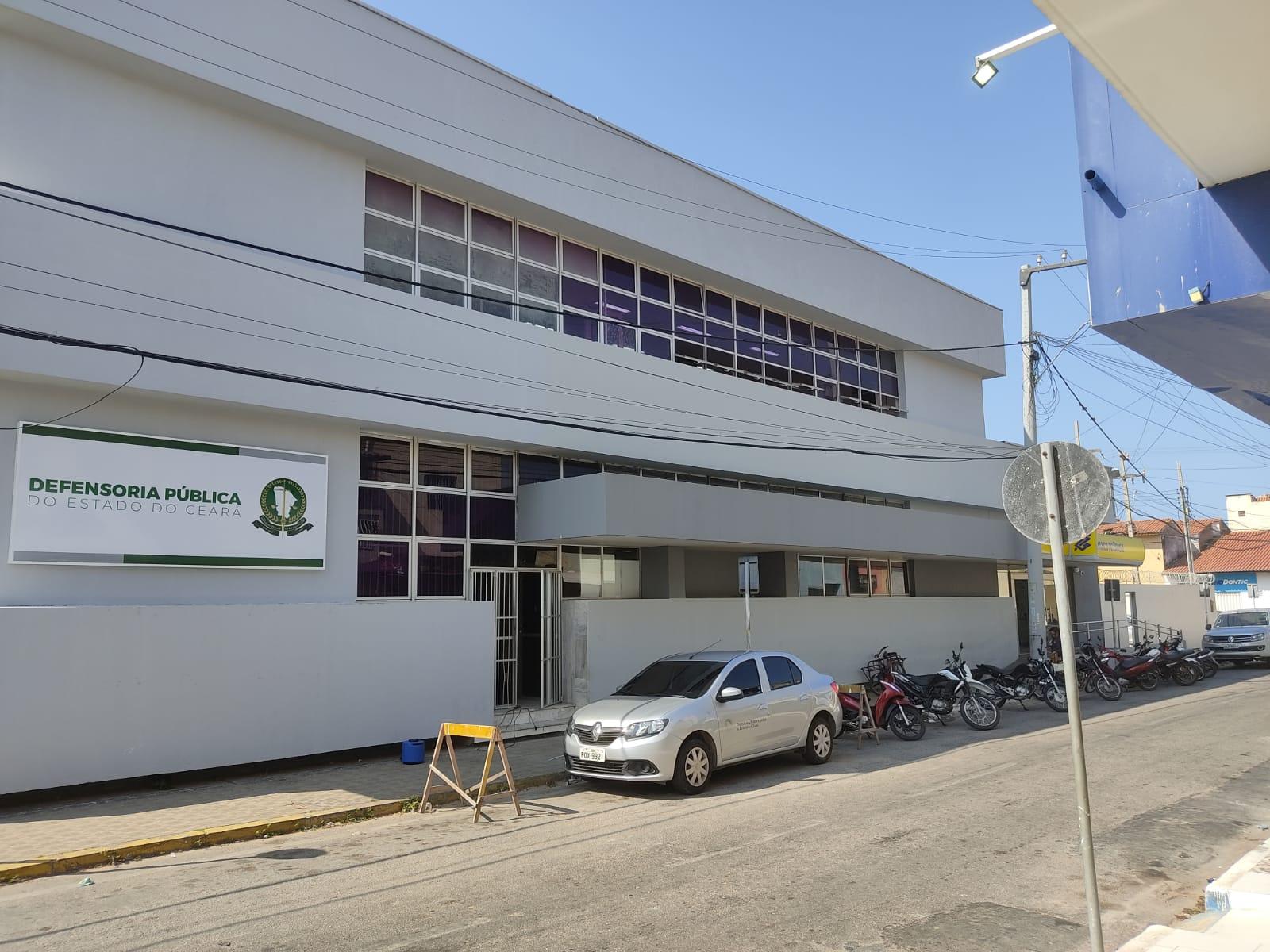 Defensoria inaugura na terça (14/9) nova sede em Camocim, no Litoral Oeste